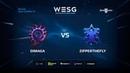 WESG Ukraine Qualifier 1 - Final: DIMAGA (Z) vs ZipperTheFly (T)