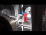 Машинная сборка кубика Рубика манипуляторами