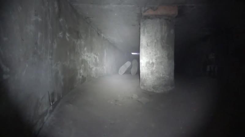 Подземелья Москвы _ Диггеры в заброшенных штольнях метро