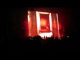 Roger Waters - intro/ Speak to me. СПб 29 августа. СКК.