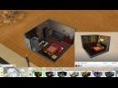 The Sims 4 Challenge Дом 6х6 клеток за 18 тысяч SIMS 4 Строительство