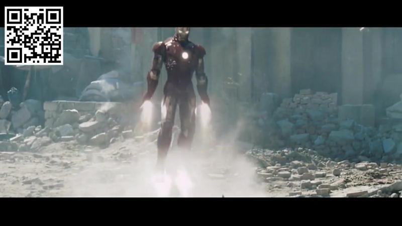 Iron Man Clip Gulmira Fight Scene - YouTube