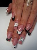 Дизайн ногтей-карты