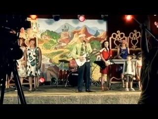 1 СВАТЫ Песня «Там где клён шумит» Сваты-5 (съёмочная площадка)