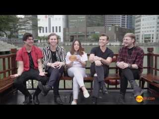 5 SECONDS OF SUMMER Talks About Youngblood, Wanting To Come Back To Manila And More!