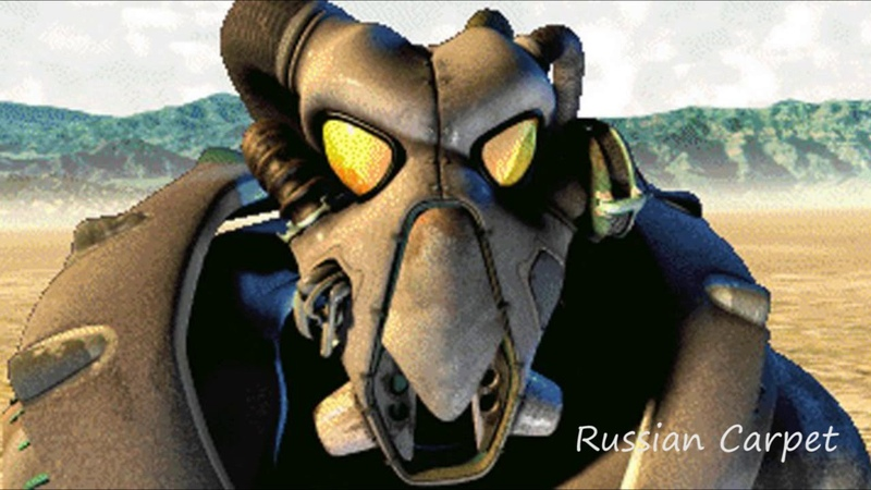 Fallout 2. Все фразы Сержанта Дорнана(Remastered)