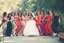 Фото кавказских девушек в красных платьях