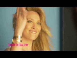 Hilary Duff Cosmopolitan Cover Shoot