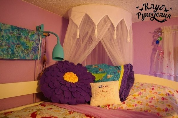 Оригинальный пуф-подушка! Крутая идея (7 фото) - картинка