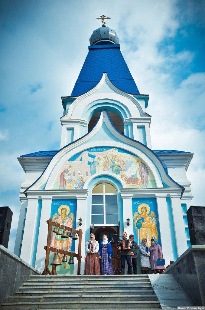 вид на церковь (03.10.2014)