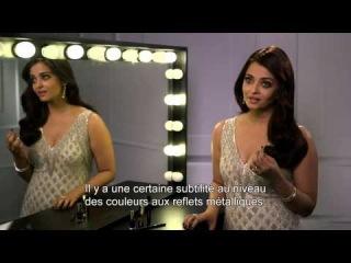 Aishwarya Rai L'Oréal interview for Cannes 2014