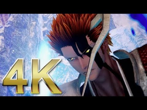 JUMP FORCE Ichigo's True Bankai | Horn Of Salvation New Gameplay 4K HD (TGS 2018 Showcase)