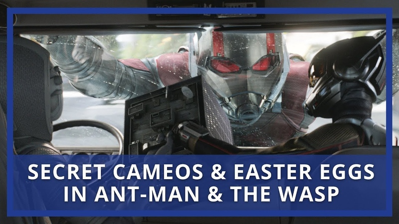 Ant-Man The Wasp Director On Easter Eggs, Secret Cameos Post-Credits Scenes