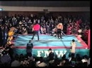 FMW - Tommy Dreamer, Terry Funk, The Sandman vs Mike Awesome, Yukihiro Kanemura, Mr. Gannosuke