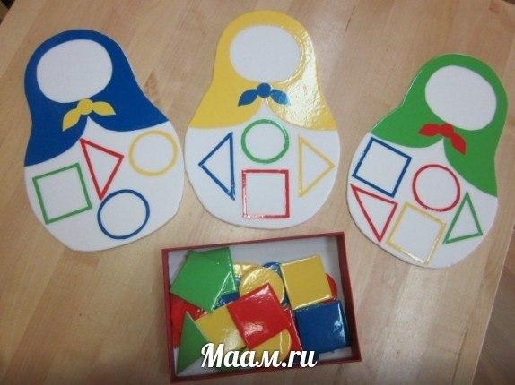 Дидактическая игра в детском саду своими руками