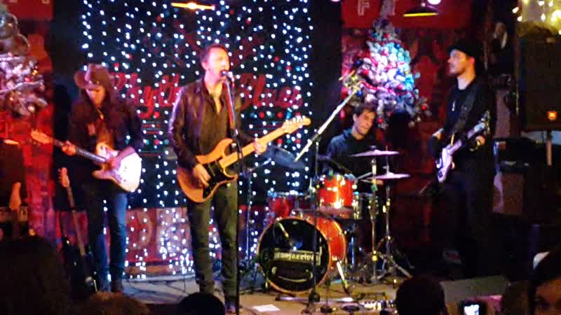 Ash Wilson - British Blues Invasion to Russia, Rhythm Blues Cafe, Moscow, 08.12.2018