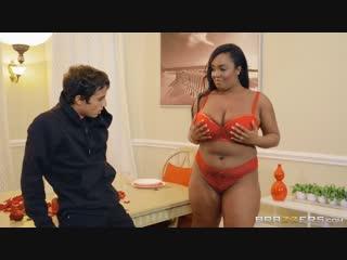 Layton benton (valentine's day whorerror story)[2019, big tits,curvy woman,ebony,huge tits,natural tits,1080p]