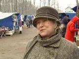 Пасхальная ярмарка начала свою работу в Митрополичьем саду Александро-Невской Лавры