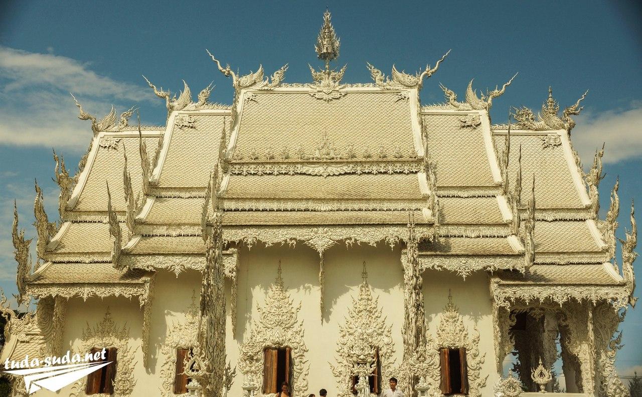 Белый храм фотографии