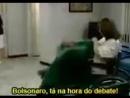 BolsonaroCagao não pode ir a debates pq está dodói - - Ass. é vdd esse
