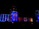 световое шоу, Москва, парк Царицыно