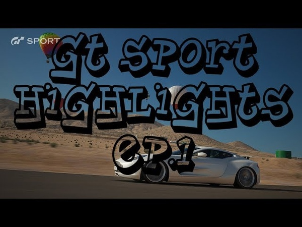 Gran Turismo Sport идиоты и фэйлы на дорогах ©Flapper Khv