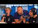 Alex Jones Defends Logan Paul Against Reporters