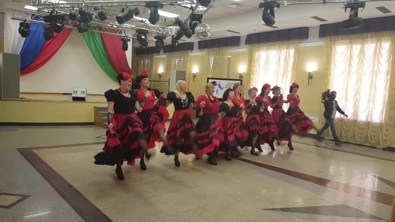 Танец Карамболина г. Ижевск, занял 2 место в номинации Танцевальная мозаика