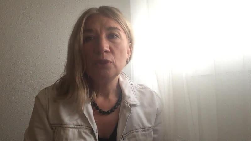 Екатерина Василевич о курсе переподготовки Арт-терапевт.