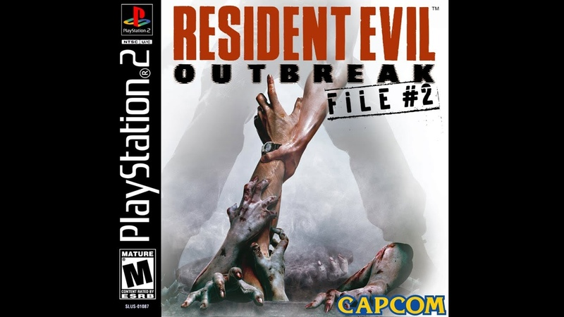 Resident Evil Outbreak (file2) Акт 2 Часть 2 Беготня по метро