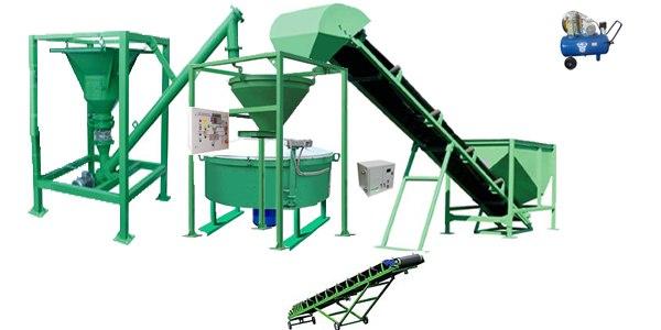 Бизнес-идея: Производство бетона на мини-заводе.