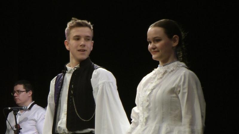 Nóra s Ádám D l Alföldi táncok