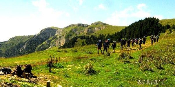 Анапа. Туристские походы с Сергеем Долгиером