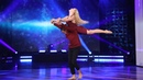 'World of Dance' Finalists Charity Andres Perform a High-Flying Routine