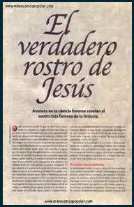 The Real Face of Jesus (El Verdadero Rostro de Jesus)