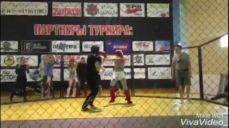 Спарринг день Панкратион vs Тайский бокс По правилам панкратиона