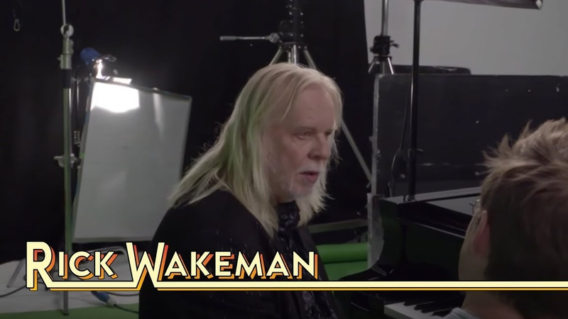 Rick Wakeman In Conversation With Simon Mayo - The Boxer