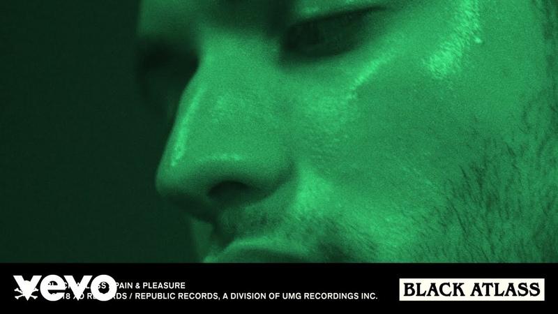 Black Atlass - Pain Pleasure (Lyric Video)