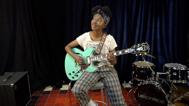 Lyrical Guitarist Melanie Faye Discusses the Number System