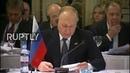 30.11.2018 Putin gives address at BRICS meeting in Buenos Aires
