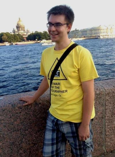 Дима Филонов, 12 сентября 1991, Санкт-Петербург, id549125