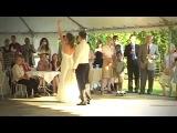 Красивый свадебный танец жениха и невесты