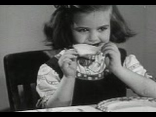 The Baking Industry.Vintage Cooking Movie (1946)