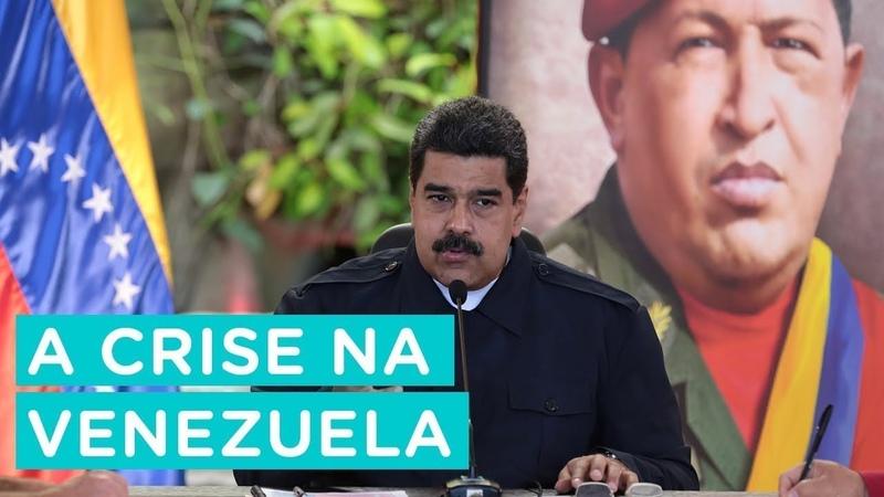 DITADURA É A PQP As origens da crise na Venezuela melhor vídeo explicando oque esta acontecendo