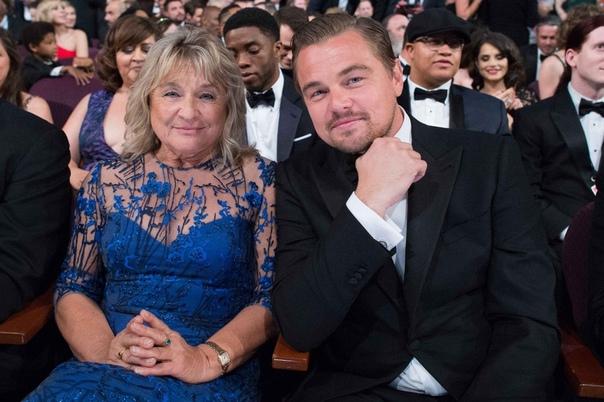 Мать Леонардо Ди Каприо рассказала как выбрала имя сыну!