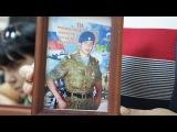 Розмова матері зниклого десантника Параші Ільі Максімова із замполітом в/ч 74268 Станиславом Ткачом