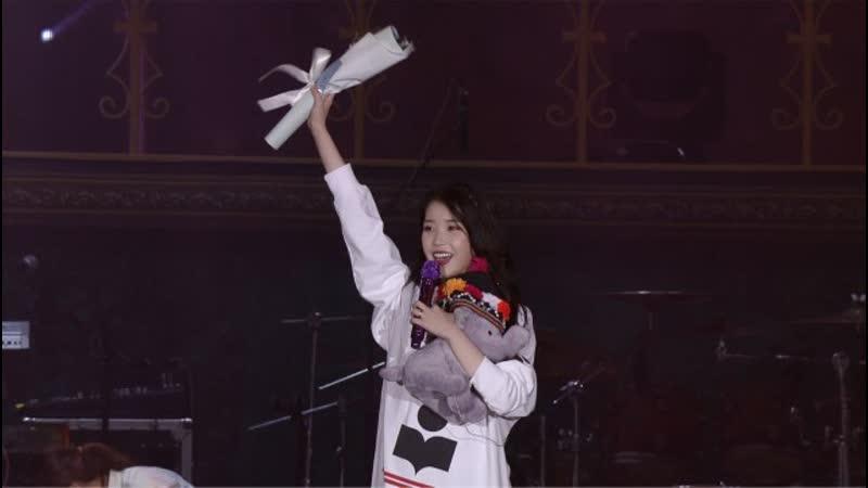 рус.суб. IUTV 10th Anniversary Tour Concert dlwlrma in Bangkok