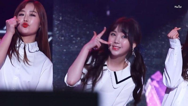 [FANCAM] 180412 러블리즈(Lovelyz) 케이(Kei) - 그대에게(For you) 직캠 @포항시민감사콘서트 동행