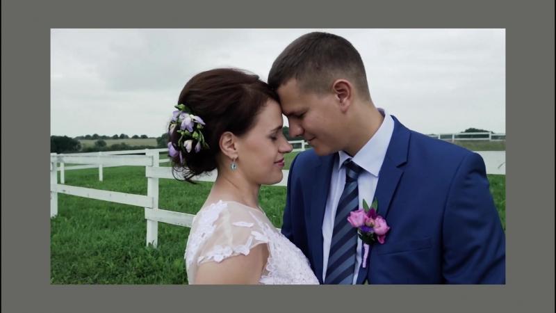 Начните историю своей cемьи с красивого свадебного фильма