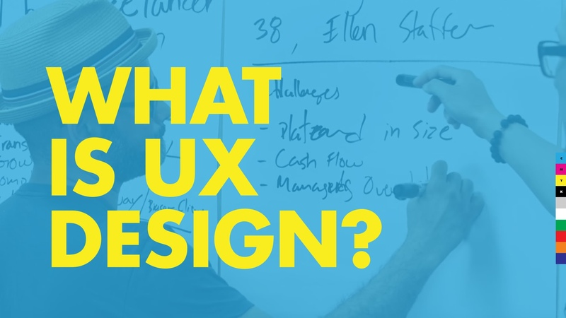 What is UX Design? Defining User Experience Design Explaining the Process